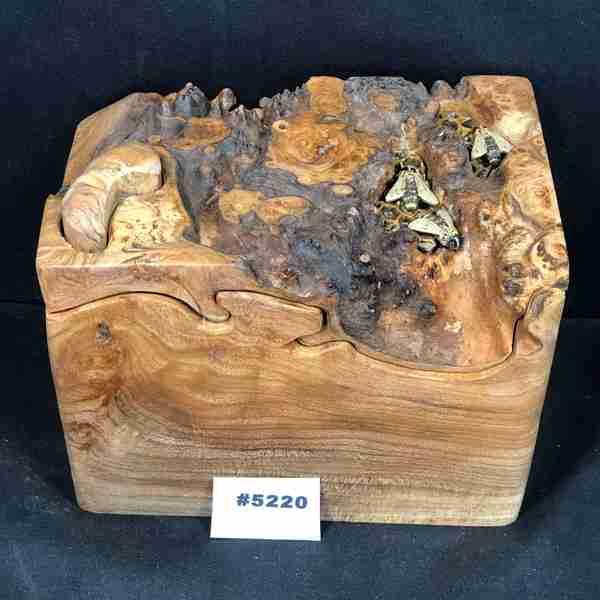 honeycomb box 1