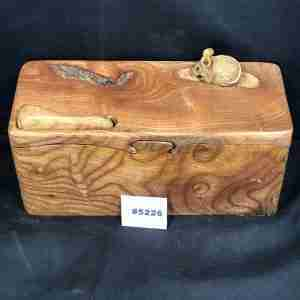 mouse wooden box 1