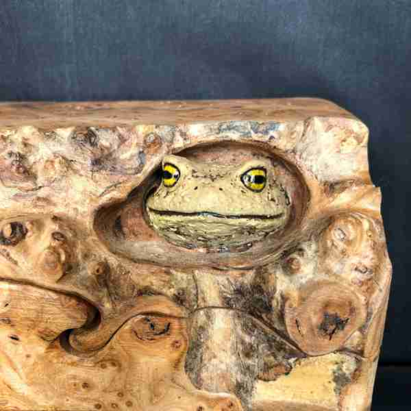 wooden toad box 2